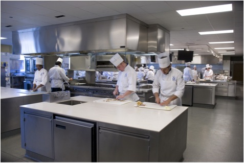Culinary Arts most academic colleges