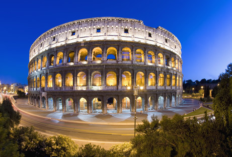 Picture of Rome Collosseum