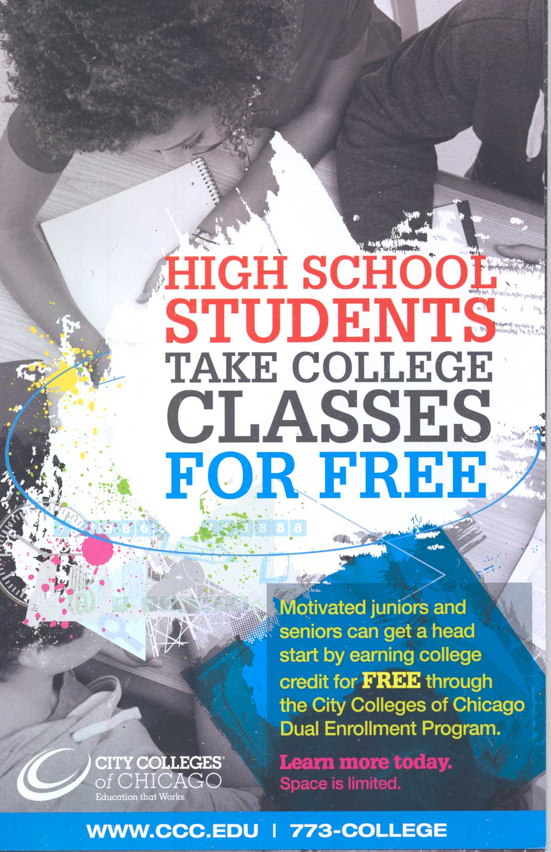 City Colleges Of Chicago Malcolm X Dual Credit Dual Enrollment