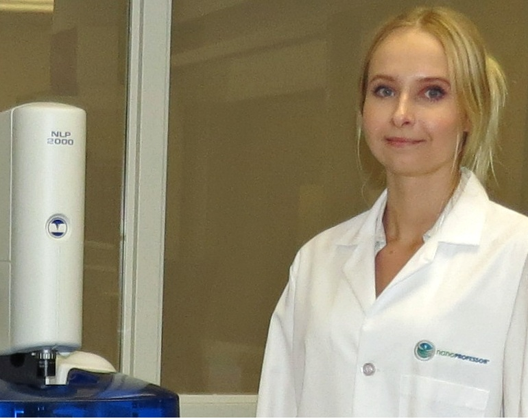 Paulina Szadkowska-Kociszewski - a Chemical Engineering Student Who Tries to Help Others