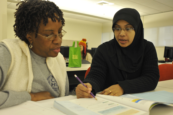 city colleges of chicago harold washington academic support