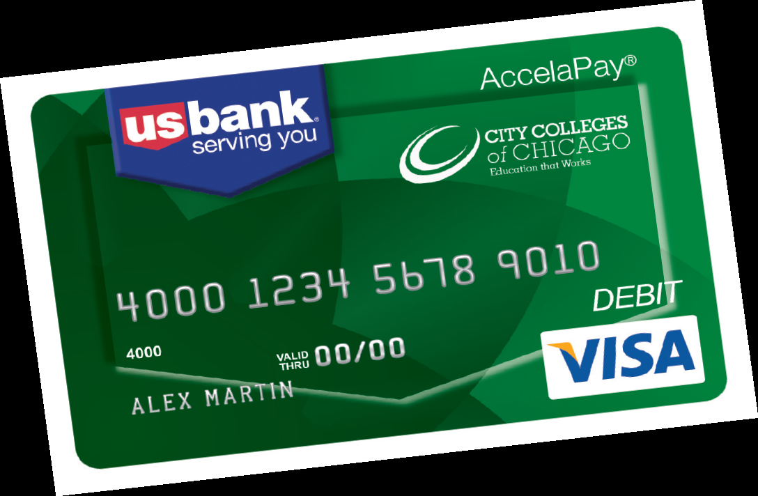 ... paid faster, safer and more easily with the US Bank AccelaPay Card