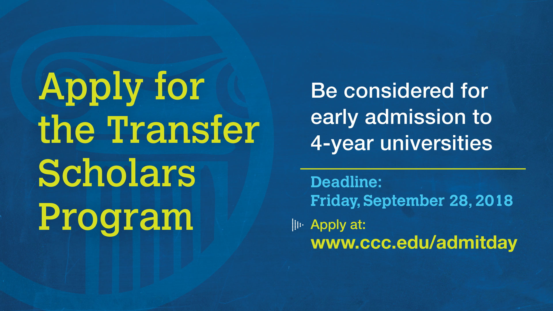City Colleges Of Chicago Welcome To Transfer Articulation