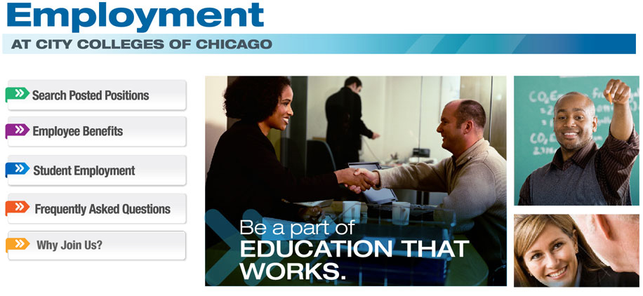 City Of Chicago Jobs Careers