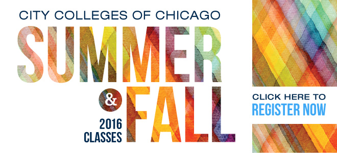 2016 Summer & Fall Registration