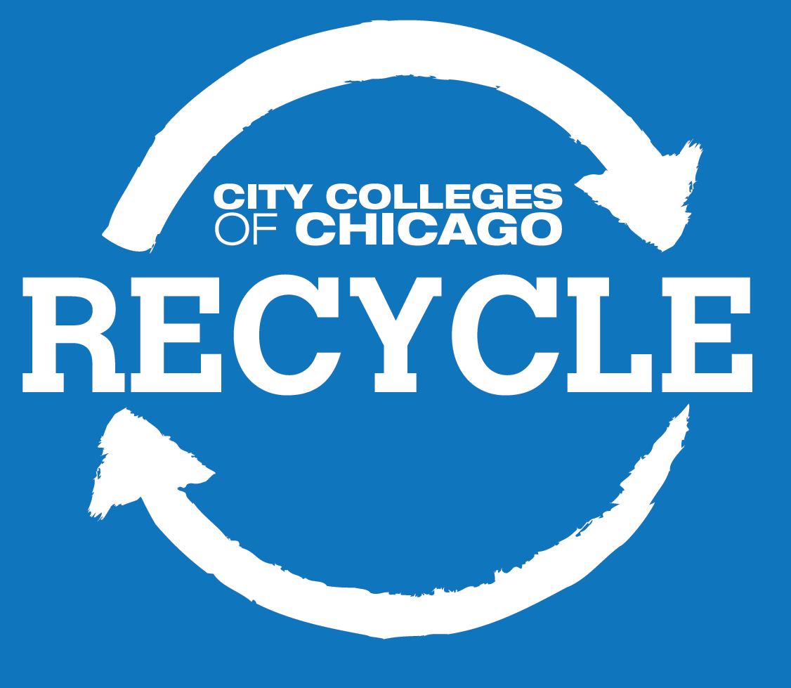 City Colleges of Chicago Recycling Logo.png